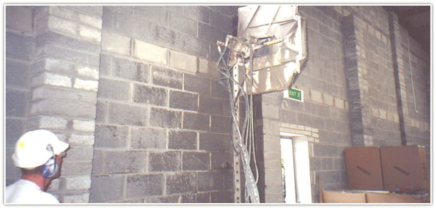 Tall Concrete Wall Saw Cut : Concrete cutting core drilling wire wall sawing hydraulic